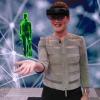 Новая технология Microsoft позволяет 3D-копии реального человека говорить на любом языке