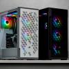 Производитель называет «умной» подсветку корпуса Corsair iCUE 220T RGB Airflow