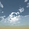 Реализация физически корректных объемных облаков как в игре Horizon Zero Dawn