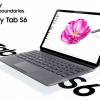 Представлен флагманский планшет Samsung Galaxy Tab S6