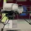 Uber Eats испытала процедуру доставки еды дроном в городе