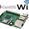 Raspberry Pi + CentOS = Wi-Fi Hotspot (или малиновый роутер в красной шляпе)