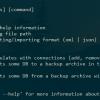 Использование DbTool для засеивания (seeding) баз данных в приложениях .NET (Core)