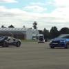 Alfa Romeo 4C против Audi RS3: дрэг-гонка