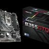 Системная плата Biostar Racing B365GTQ предназначена для небольших игровых ПК