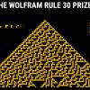 30.000$ за решение задач о Правиле 30 для клеточных автоматов — конкурс от Стивена Вольфрама