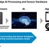 Sony планирует интегрировать ИИ в датчики изображения