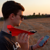 Управляемый со смартфона бумажный самолётик собрал более миллиона долларов на Kickstarter