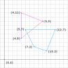 Вычисление 2D-коллизий: алгоритм Гилберта — Джонсона — Кирти