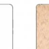Xiaomi запатентовала смартфон с двумя подэкранными камерами