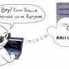 Устанавливаем Kali Linux с графическим интерфейсом на виртуальный сервер
