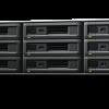 Конфигурация сервера хранения Synology UC3200 включает два контроллера