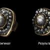 Дизайн интерфейса для игры, рисуем кольцо Хавеля из Dark Souls 3