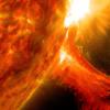 Как звучит солнечная буря: колебания магнитосферы перевели в звук