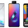 Названы лучшие смартфоны года для селфи