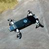 JetQuad: Реактивный дрон с вертикальным взлетом и посадкой