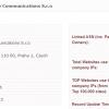 Перед ликвидацией бизнеса РосНИИРОС передал чешской компании пул IPv4-адресов на несколько миллионов долларов