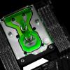 Водоблок EK-Quantum Momentum ROG Strix X299-E Gaming II D-RGB отводит тепло от процессора и регуляторов напряжения