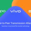 Vivo, OPPO и Xiaomi начнут внедрять свою систему беспроводной передачи файлов с февраля