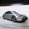 Sony удивила анонсом первого электромобиля Vision-S