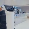 На выставке CES 2020 представили робокошку-официанта