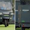 Рикша 2.0. Amazon активно переходит на электротранспорт