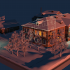 Методика реконструкции утраченных зданий по фотографиям