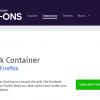 Firefox 74 предлагает установить Facebook Сontainer во избежание слежки со стороны соцсети