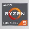 APU AMD вновь удивляют. Мобильный 8-ядерный Ryzen 9 4900HS обходит по производительности настольный 16-ядерный Ryzen 9 3950X