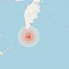 На Курилы пришло цунами после землетрясения магнитудой 7,5