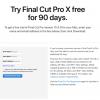 Apple открыла бесплатный 90-дневный период для Final Cut Pro X и Logic Pro X