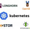 Состояние и производительность решений для постоянного хранения данных в Kubernetes