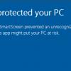 Windows Defender SmartScreen вредит независимым разработчикам