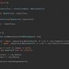 А почему мы не пишем код в контроллерах?