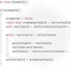 Переключение контекста и простой вытесняющий планировщик для CortexM