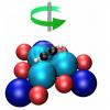 Карусель из 16 атомов: самый маленький молекулярный ротор в мире