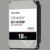 Western Digital начинает серийные поставки жестких дисков Ultrastar DC HC550 объемом 18 ТБ