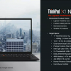 Самый лёгкий ThinkPad в истории, ещё и с огромной автономностью. 13-дюймовый ThinkPad X1 Nano будет весить менее 1 кг