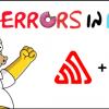 Отслеживание ошибок в приложении React с помощью Sentry