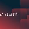 Вышел Android 11 с единым разделом для мессенджеров, записью экрана и управлением smart-устройствами