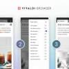 Альтернативный браузер для Android налету меняет вид сайтов и добавляет полезные элементы. Большое обновление мобильного Vivaldi