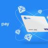 Во «ВКонтакте» запустили виртуальную карту Visa с кешбэком и бонусами, которые можно потратить в AliExpress