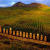 Конец цивилизации острова Пасхи