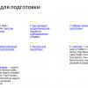 Собеседование в Яндекс: театр абсурда :-