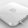 Так может выглядеть мощный Apple Macmini с крышкой из оргстекла. Появились первые рендеры