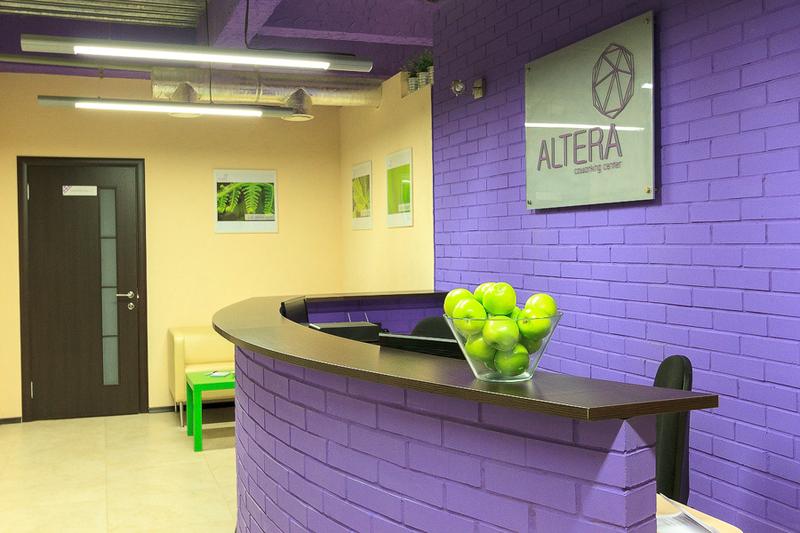 «ALTERA» — коворкинг в Тольятти