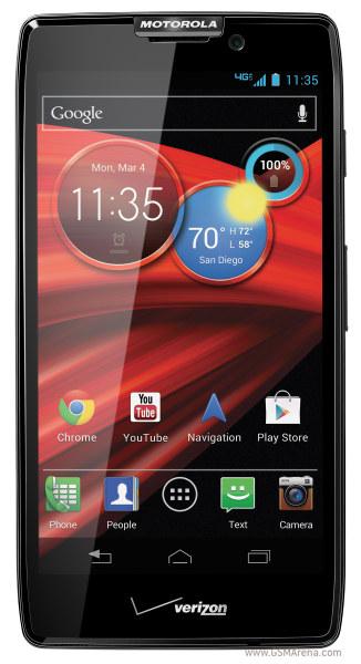 «All day phone» — Motorola обновила линейку RAZR