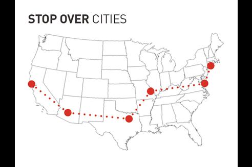 «Cолнечный импульс» пересекает США, используя лишь энергию солнца