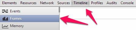 «Continuous page repainting и отладка перерисовки страницы» в Chrome Dev Tools