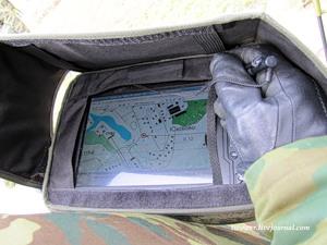 «Грот М» — армейский навигатор